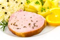 Kassler - smoked pork chops