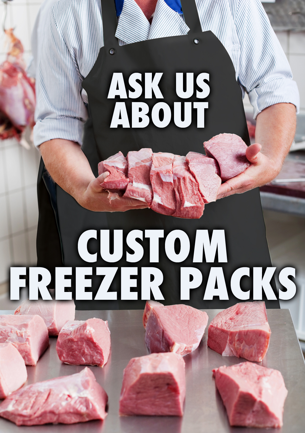 Ask about Custom Freezer Packs