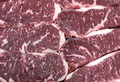 Sirloin Steaks Fundraiser
