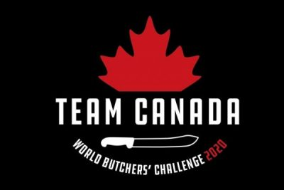 Team Canada World Butcher's Challenge 2020