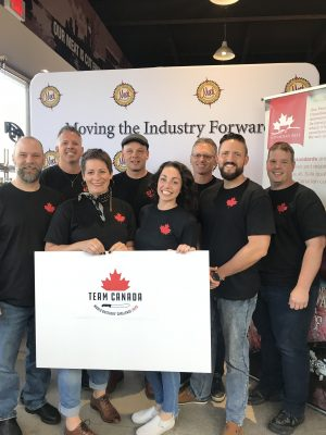Team Canada Best Butcher 2020 Competition
