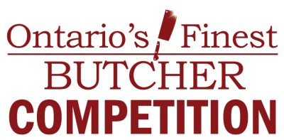 Ontario's Finest Butcher Competition 2019