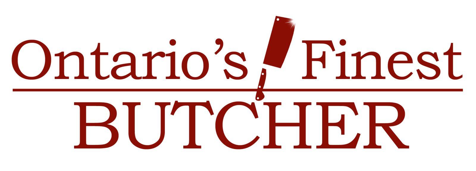 Ontario's Finest Butcher logo