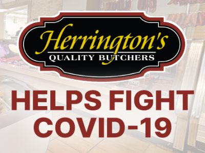 Herrington's Helps Fight Covid-19