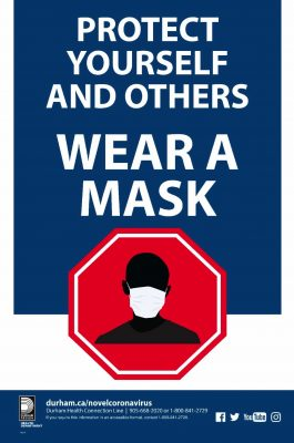 Wear a Mask to Protect